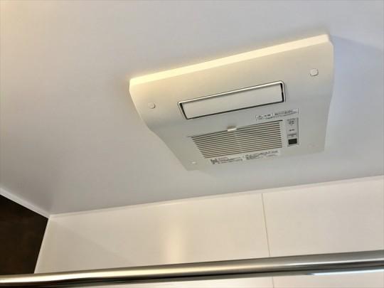 浴室換気乾燥暖房機も付けました!! 使用するのは電気代が安い夜間がおススメ‼︎※オール電化住宅ですので、一般の電気代より更に安いですヨ‼︎