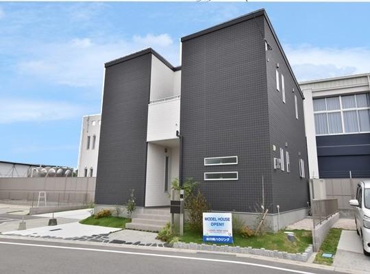 福岡県久留米市 新築一戸建て トレステージ野中町Ⅲ4号地外観
