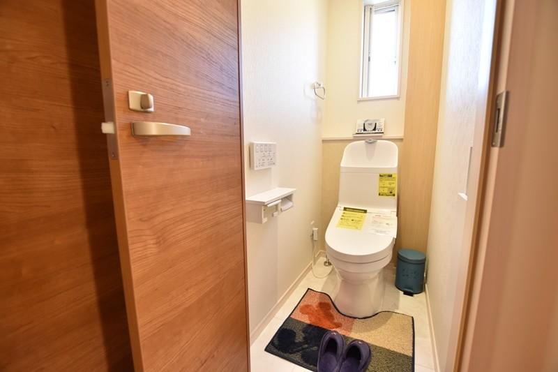 野中町Ⅲ①:トイレ