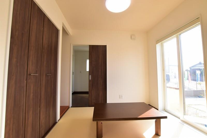 1号地和室