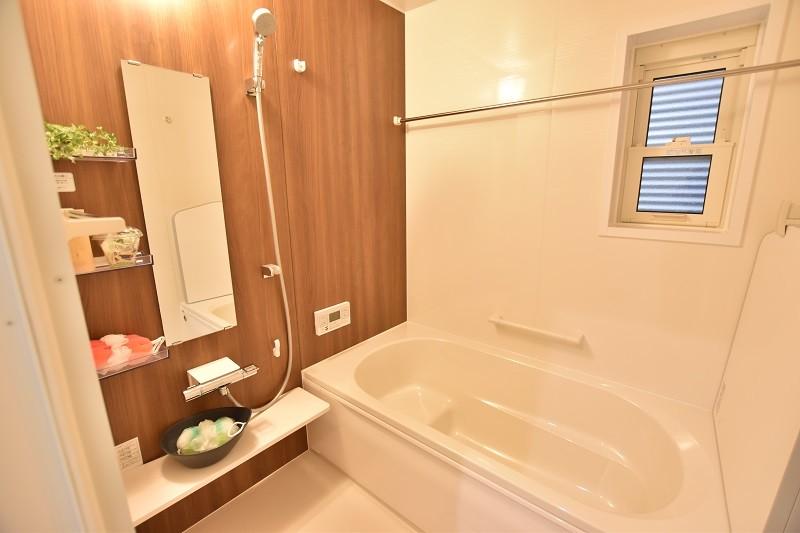 8号地:浴室