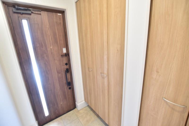 5号地:玄関