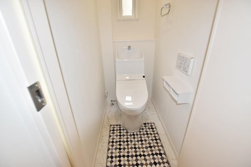 御井町Ⅲ①:トイレ