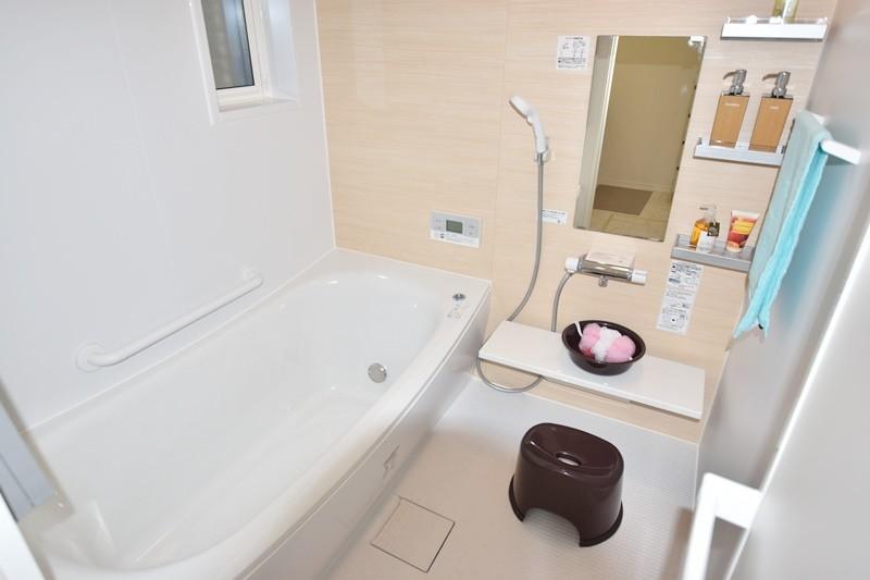 1号地:浴室