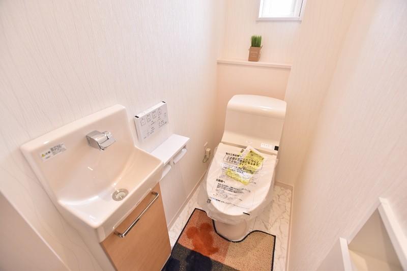 1Fトイレ(③号地)