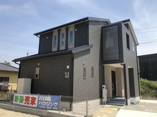 佐賀県鳥栖市 新築一戸建て 2号地モデルハウス:外観