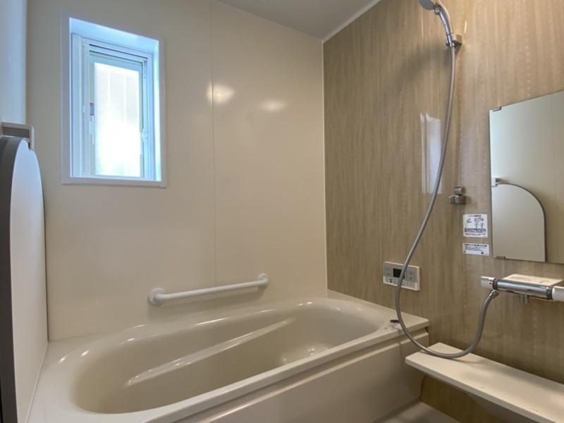 トレステージ鳥栖若葉小前Ⅱ3号地モデルハウス:浴室
