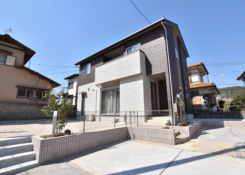 朝倉郡筑前町 新築一戸建て 6号地モデルハウス:外観