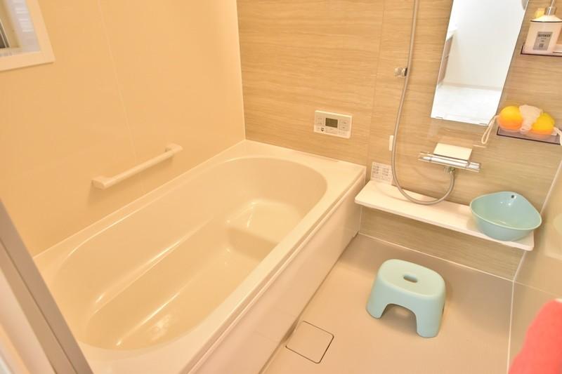 広川①:浴室