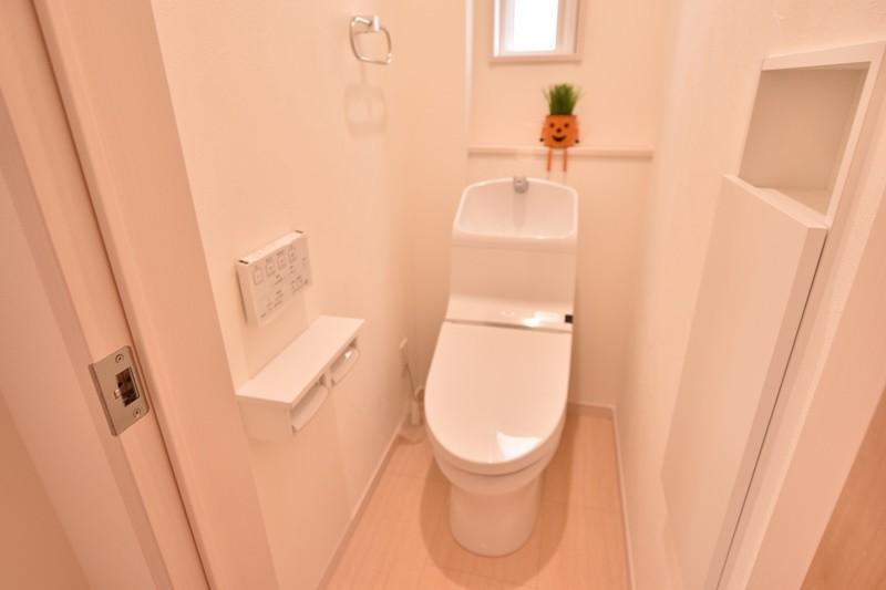 ①:トイレ