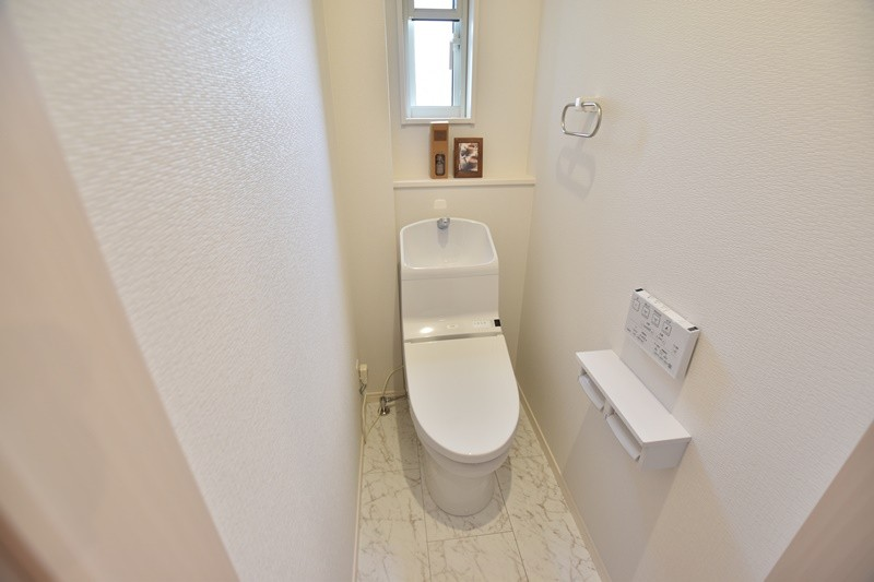 4号地:トイレ