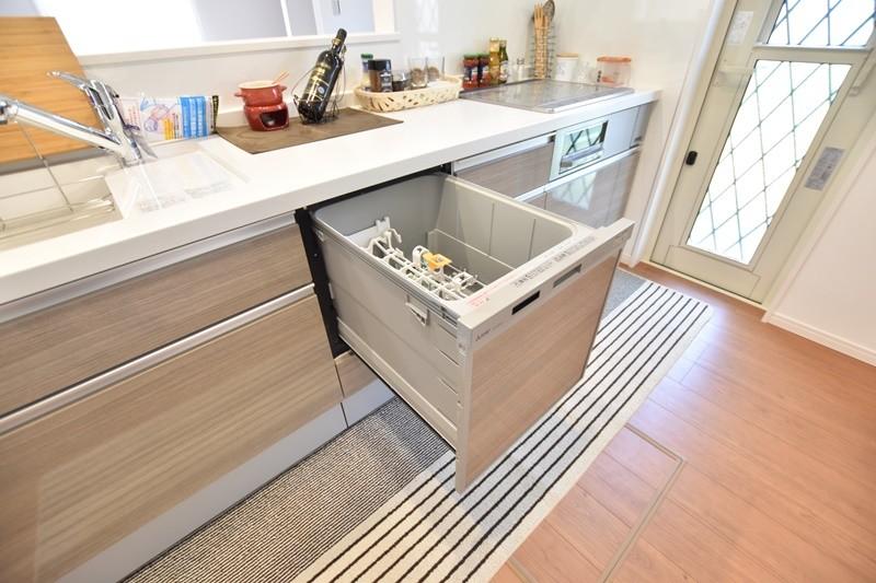 4号地:食器洗浄乾燥機