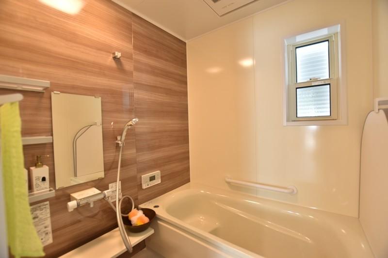 久留米市上津町 新築一戸建て 3号地モデルハウス:浴室
