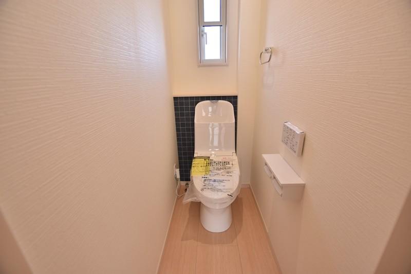山川小前Ⅱ①:1階トイレ