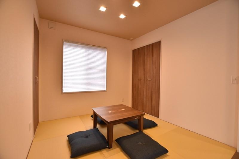 花畑駅南Ⅱ④:和室
