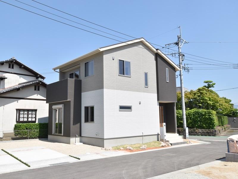 5号地モデルハウス:外観