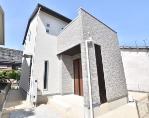 久留米市野中町 新築一戸建て 1号地モデルハウス:外観