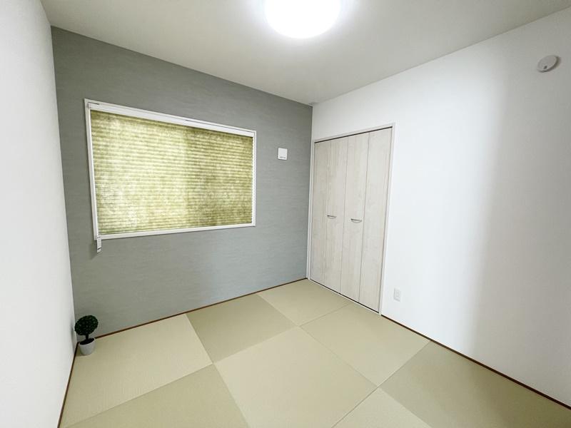 3号地モデルハウス:和室