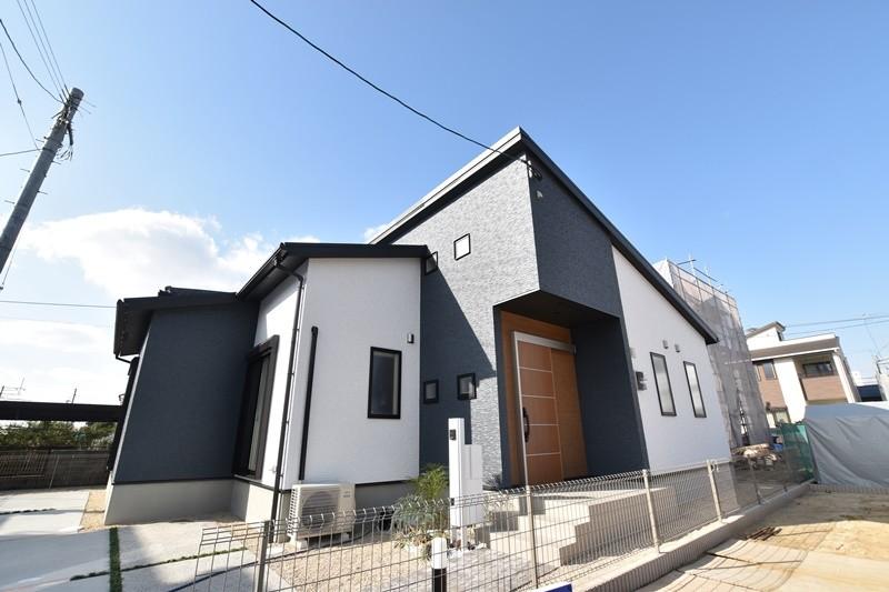 3号地モデルハウス:平屋の住まいが登場です!