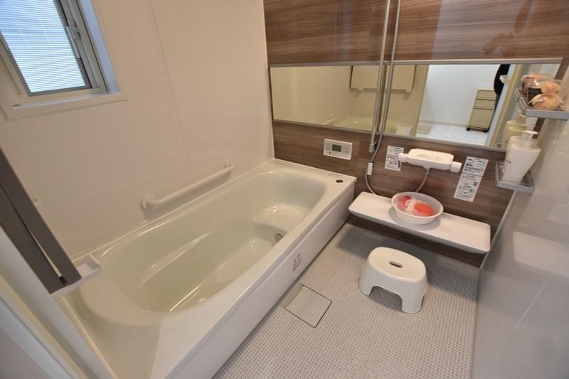 3号地モデルハウス:浴室