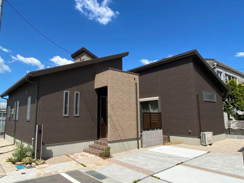 [久留米市 新築一戸建て]5号地モデルハウス:外観