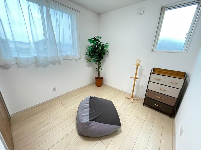 [久留米市 新築一戸建て]6号地モデルハウス:子供部屋