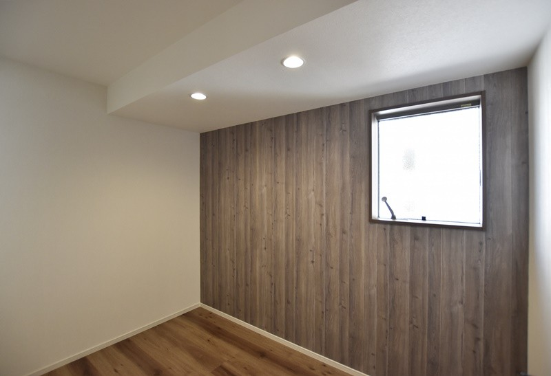 熊本県熊本市北区兎谷1丁目 新築一戸建て 5号地モデルハウス・たっぷり収納可能な納戸