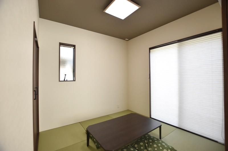 熊本県熊本市北区兎谷1丁目 新築一戸建て 5号地モデルハウス・和室