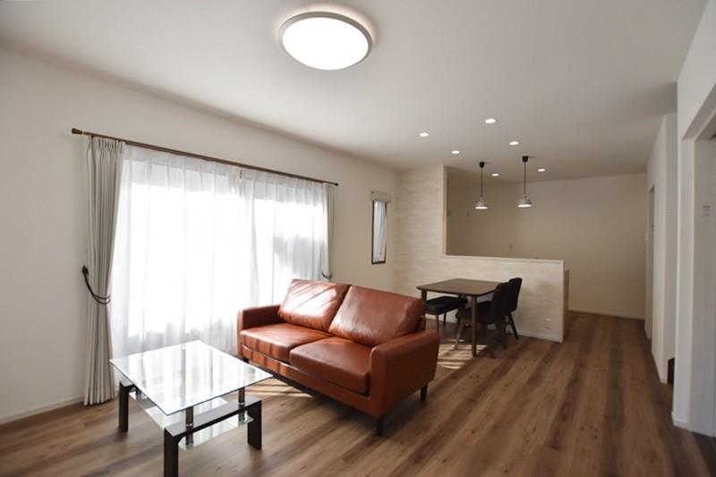 熊本県熊本市北区兎谷1丁目 新築一戸建て 5号地モデルハウス・LDK