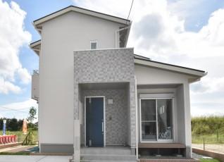 3号地モデルハウス・外観
