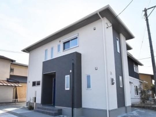 【東区若葉】に新しいモデルハウスが完成!