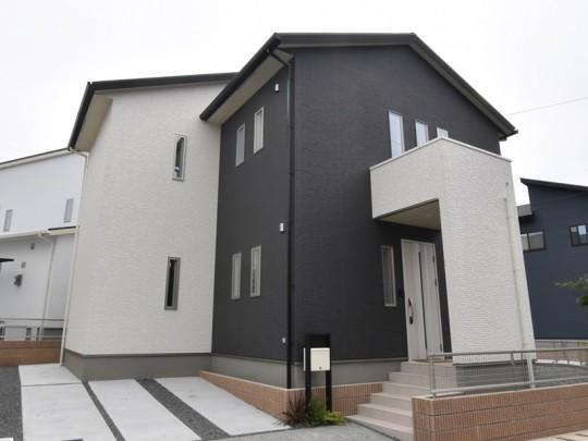 熊本市北区麻生田2丁目 新築一戸建て 15号地モデルハウス外観