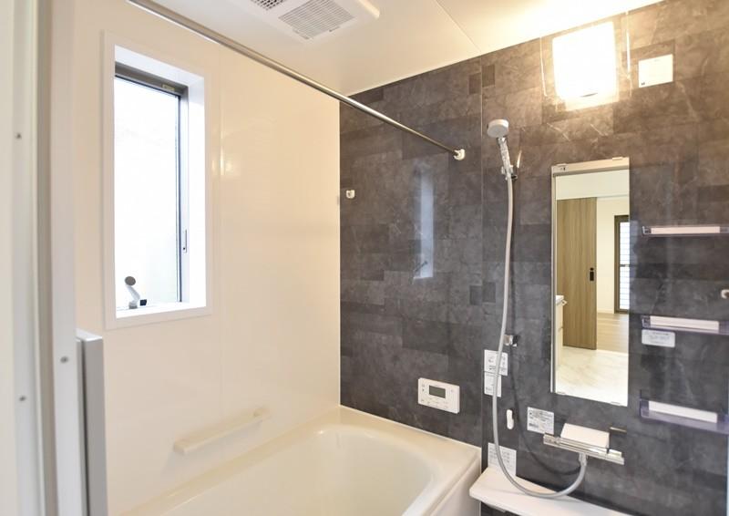熊本市西区城山下代4丁目 新築一戸建て 1号地モデルハウス・浴室
