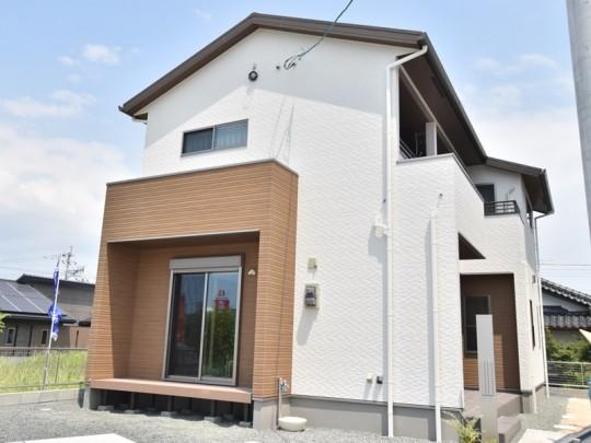 熊本県熊本市東区画図町 新築一戸建て 1号地モデルハウス外観