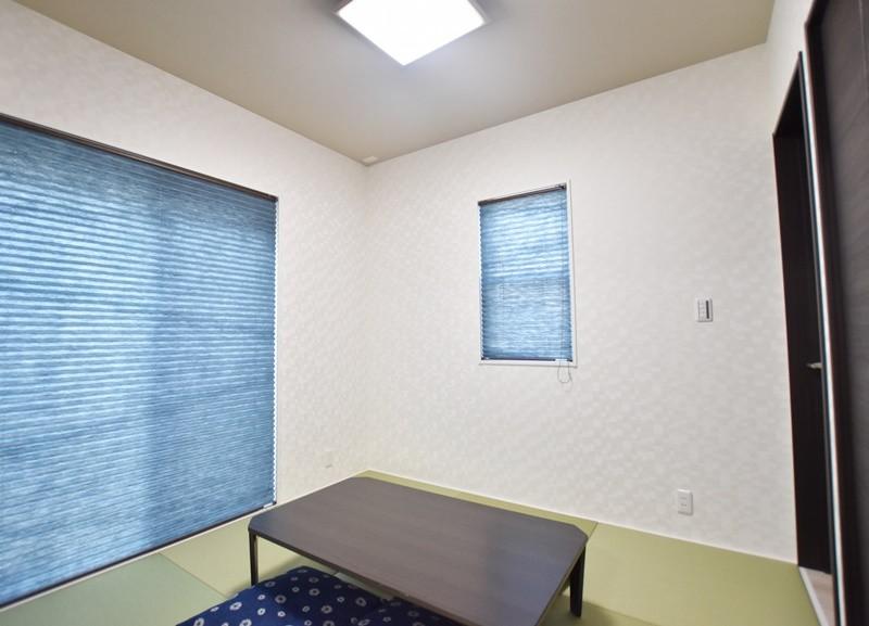 熊本市南区薄場2丁目 新築一戸建て 3号地モデルハウス・和室