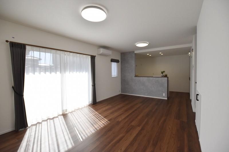 熊本市北区植木町投刀塚 新築一戸建て 6号地モデルハウス・LDK