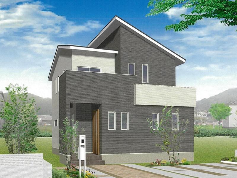 熊本市東区小山5丁目 新築一戸建て 3号地モデルハウスイメージパース