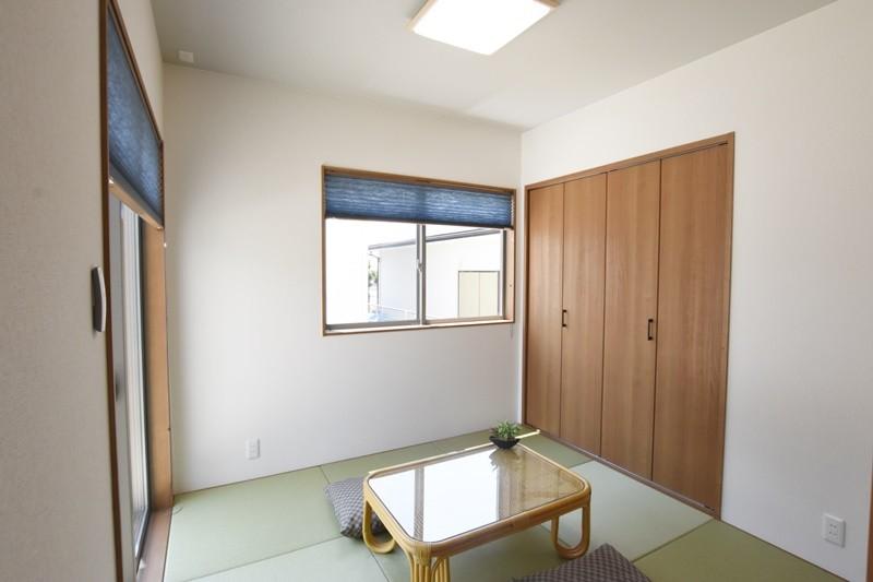 益城町宮園 新築一戸建て 1号地モデルハウス・和室