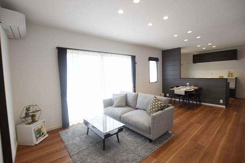 益城町宮園 新築一戸建て 2号地モデルハウス・LDK