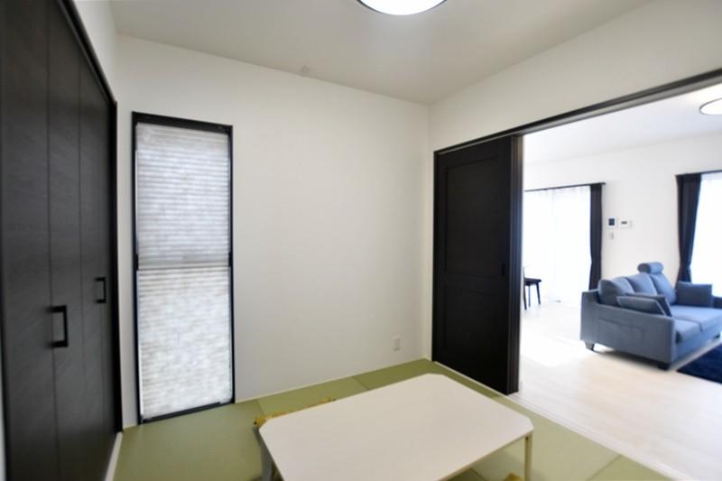 熊本市西区小島9丁目 新築一戸建て 5号地モデルハウス・和室