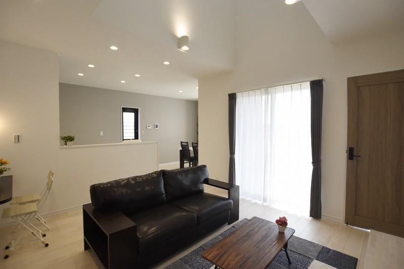 熊本市西区小島5丁目 新築一戸建て 11号地モデルハウス・LDK