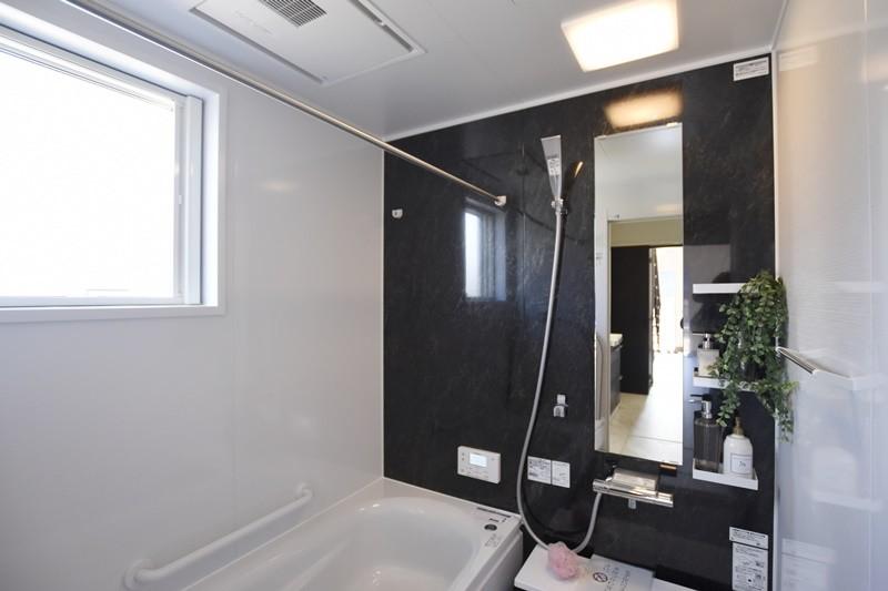 熊本市東区佐土原1丁目 新築一戸建て 2号地モデルハウス・浴室