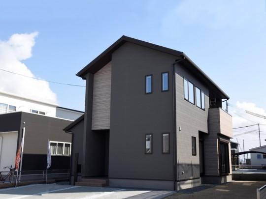 熊本市西区小島5丁目 新築一戸建て 8号地外観