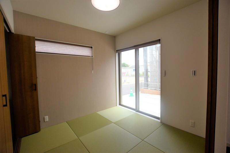 熊本市西区小島5丁目 新築一戸建て 2号地・モダンな和室