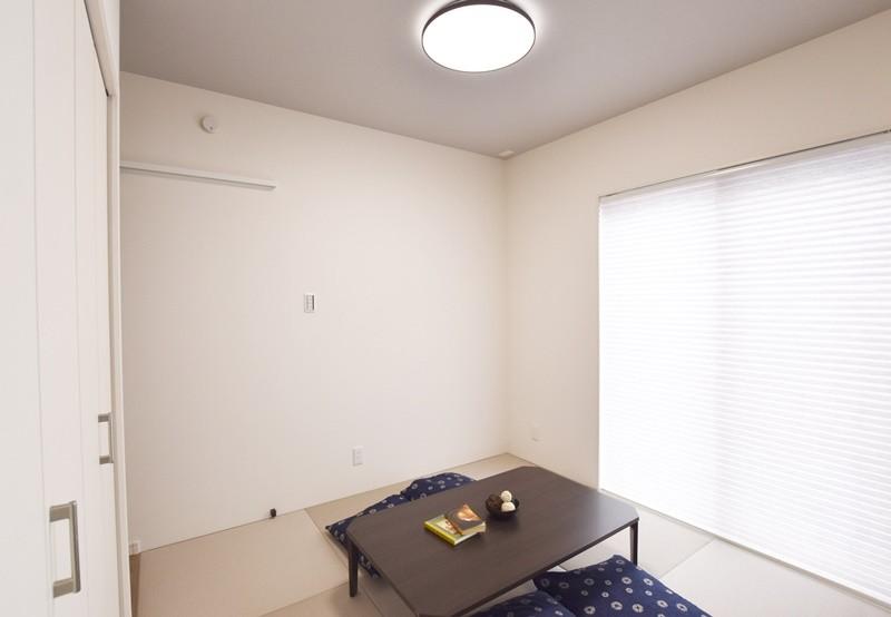 熊本市南区富合町志々水 新築一戸建て 4号地モデルハウス 和室