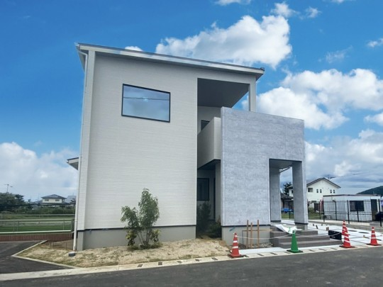 熊本市西区中島町 新築一戸建て 6号地モデルハウス