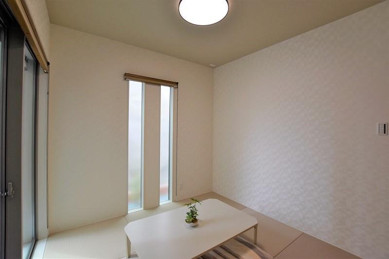 熊本市東区月出4丁目 新築一戸建て 3号地モデルハウス 和室