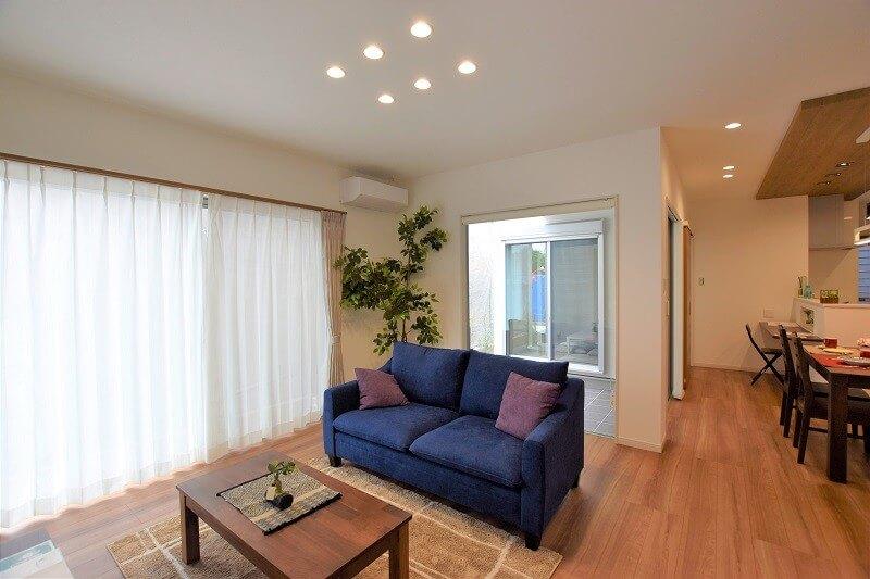 熊本市東区月出4丁目 新築一戸建て 3号地モデルハウス LDK