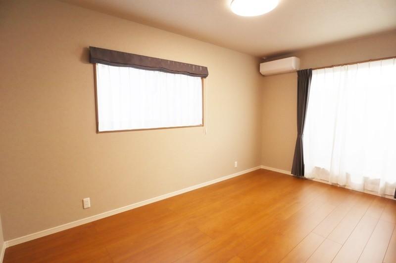 熊本市北区龍田7丁目 新築一戸建て 6号地モデルハウス 主寝室