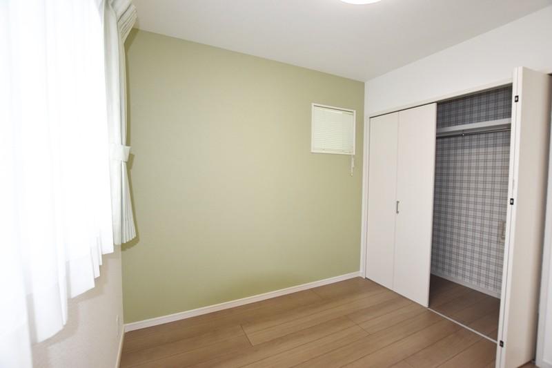 熊本市北区龍田7丁目 新築一戸建て 3号地モデルハウス 洋室